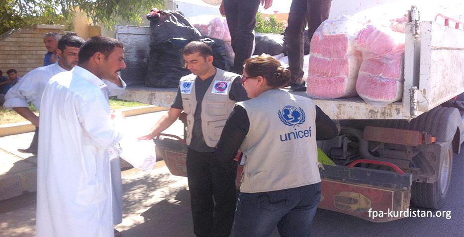 Community Health for IDPs in Gwer